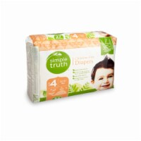 Simple Truth Size 4 Diapers