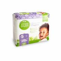 Simple Truth Size 5 Diapers