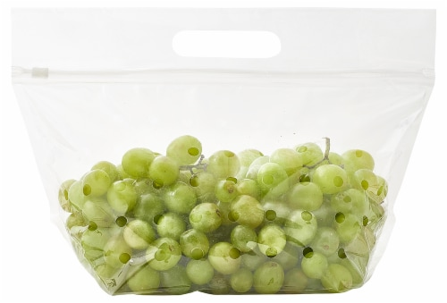 Cotton Candy Grapes Perspective: back