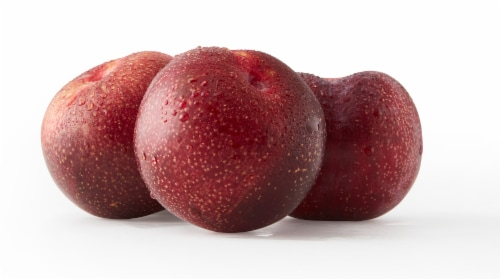 Red Plums Perspective: back