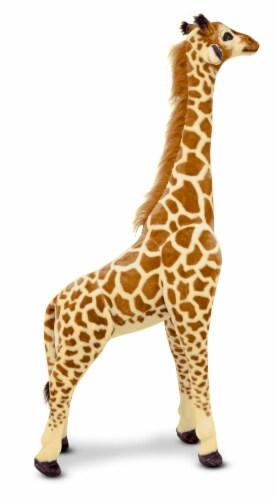 Melissa & Doug® Plush Giraffe Perspective: back