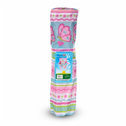 Melissa & Doug® Cutie Pie Butterfly Camp Chair Perspective: back