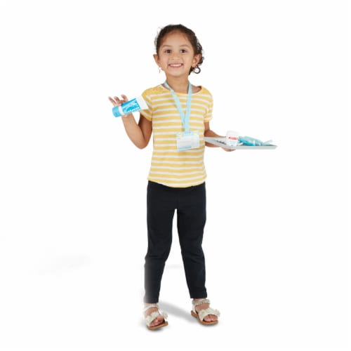 Melissa & Doug® Super Smile Dentist Play Set Perspective: back