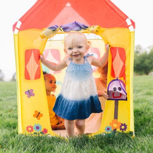 Melissa & Doug Blues Clues & You Play Tent Perspective: back
