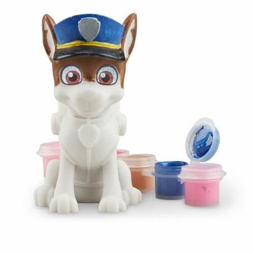 Melissa & Doug Paw Patrol Craft Pup Figurines Perspective: back