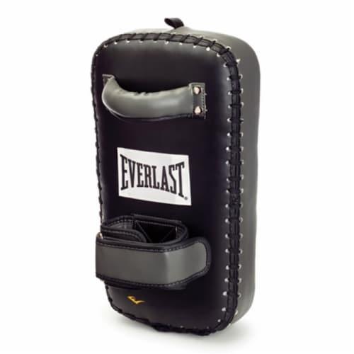 Everlast Professional MMA Muay Thai Martial Art Sports Foam Training Pad, Black Perspective: back