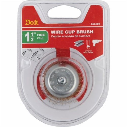 Do it 1-1/2 In. Fine Drill-Mounted Wire Brush 361531DB Perspective: back