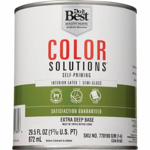 Do it Best Int S/G Ex Deep Bs Paint CS48W0803-14 Perspective: back