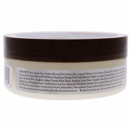 Coconut Oil Body Cream by Palmers for Unisex - 4.4 oz Body Cream Perspective: back