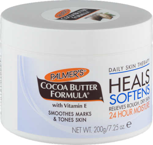 Palmer's Cocoa Butter with Vitamins E Daily Skin Therapy Perspective: back