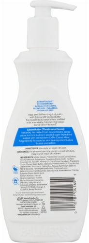 Palmer's Cocoa Butter Formula Daily Skin Therapy Body Lotion Perspective: back
