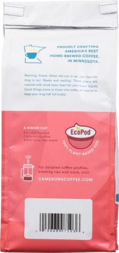 Cameron's Vanilla Hazelnut Coffee Perspective: back