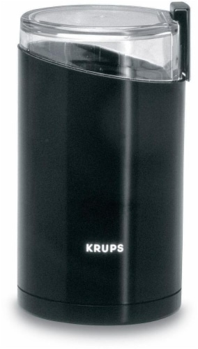 Krups Fast Touch Coffee and Spice Grinder - Black Perspective: back