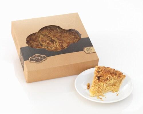 Private Selection™ Honeycrisp Apple Streusel Pie Perspective: back