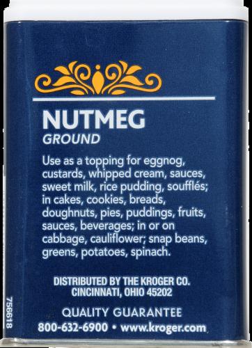 Kroger® Ground Nutmeg Perspective: back