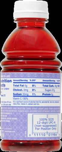 Kroger®  Grape Cranberry Juice Perspective: back
