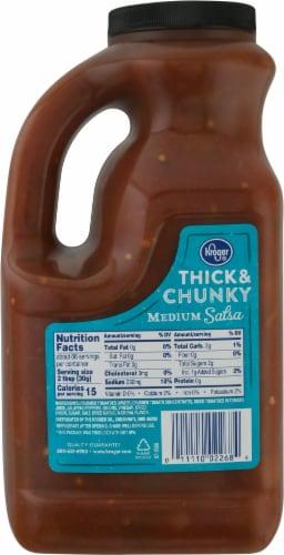 Kroger® Thick & Chunky Medium Salsa Perspective: back