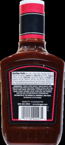 Kroger® KC Style Original Barbecue Sauce Perspective: back