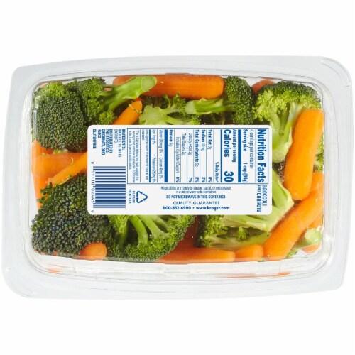 Kroger® Broccoli & Carrots Perspective: back