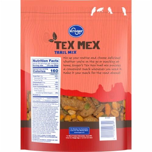 Kroger® Tex Mex Trail Mix Perspective: back