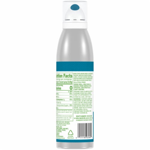 Simple Truth Organic™ Ghee Cooking Spray Perspective: back
