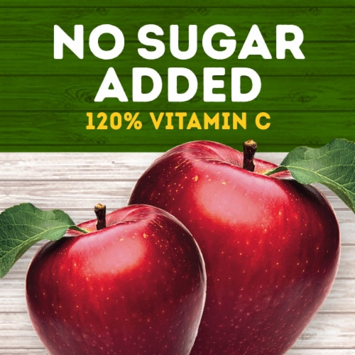 Kroger® 100% Apple Juice from Concentrate Perspective: back