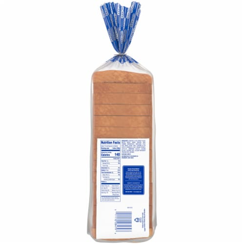 Kroger® Texas Toast Bread Perspective: back