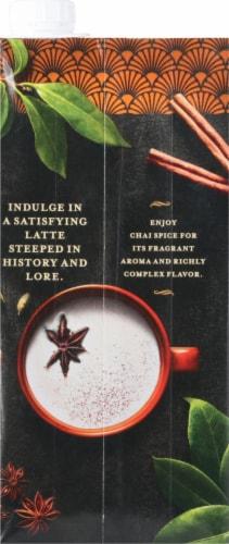 Private Selection Chai Spice Black Tea Latte Concentrate Perspective: back