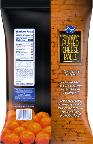 Pick 'n Save - Kroger® Now That's Cheesy Puffed Cheese Balls