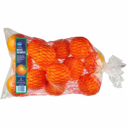 Kroger® Navel Oranges Perspective: back