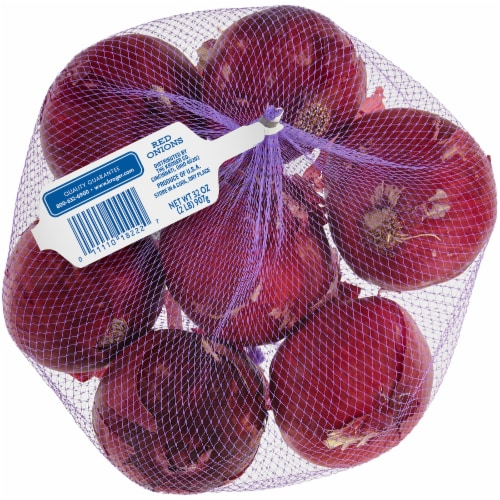 Kroger™ Red Onions Perspective: back