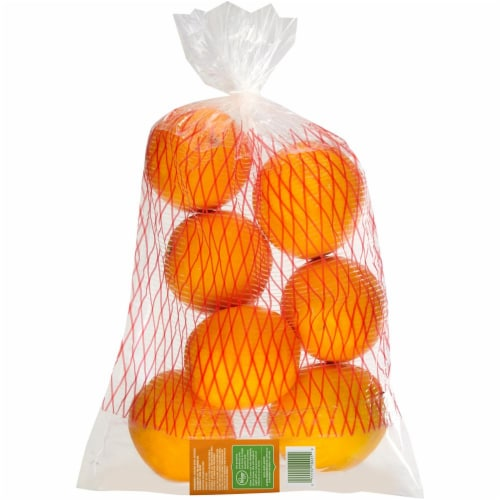 Simple Truth Organic™ Navel Oranges Perspective: back