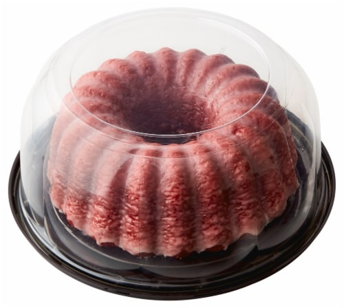 Bakery Fresh Goodness Red Velvet Bundt Cake Perspective: back