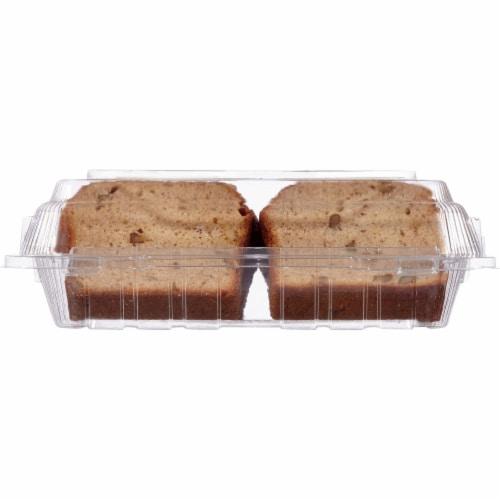 Bakery Fresh Goodness Sliced Banana Nut Loaf Cake Perspective: back
