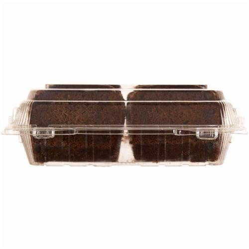 Bakery Fresh Goodness Sliced Chocolate Loaf Cake Perspective: back