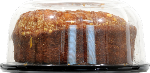 Bakery Fresh Goodness Caramel Apple Pudding Cake Perspective: back