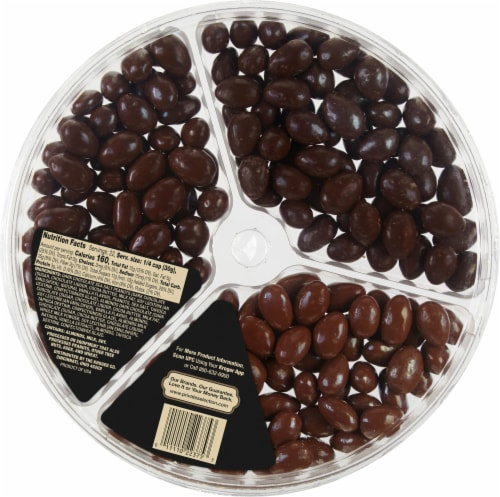 Private Selection® Chocolate Almond Trio Perspective: back