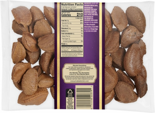 Private Selection® In-Shell Brazil Nuts Perspective: back