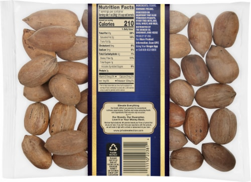Private Selection® In-Shell Pecans Perspective: back