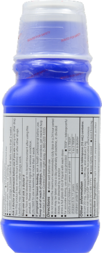 Kroger® Mint Flavor Milk of Magnesia Perspective: back