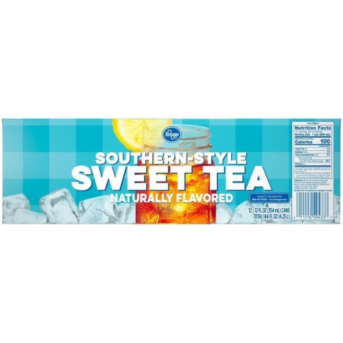 Kroger® Southern Sweet Tea Perspective: back