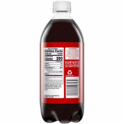 Big K® Cola Perspective: back