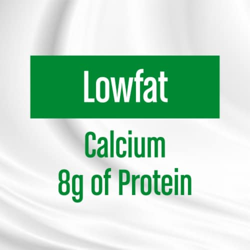 Kroger® 1% Lowfat Milk Perspective: back