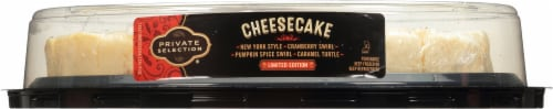Private Selection® Limited Edition Variety Cheesecake Perspective: back