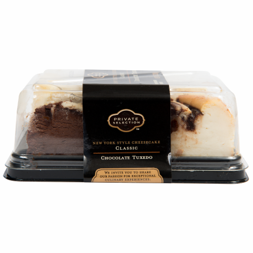 Private Selection® Tuxedo Cheesecake Slices Perspective: back