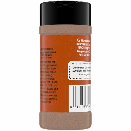 Smidge and Spoon™ Spices Ground Cinnamon Perspective: back
