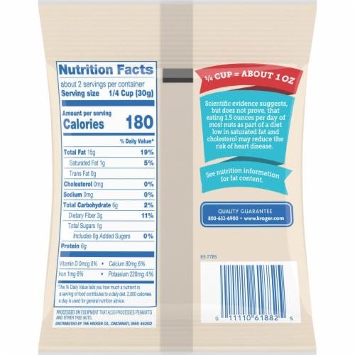 Kroger® Sliced Almonds Perspective: back