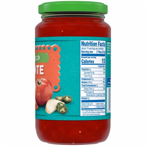Kroger® Mild Picante Sauce Perspective: back
