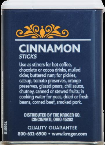 Kroger® Cinnamon Sticks Perspective: back