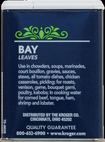 Kroger® Bay Leaves Perspective: back